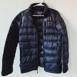 Black Patagonia Down Jacket (XS)